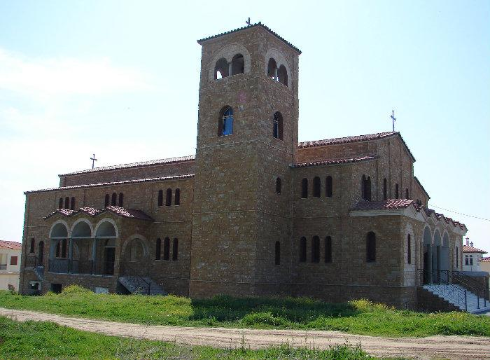A tour of the castles, temples and chapels in Sithonia