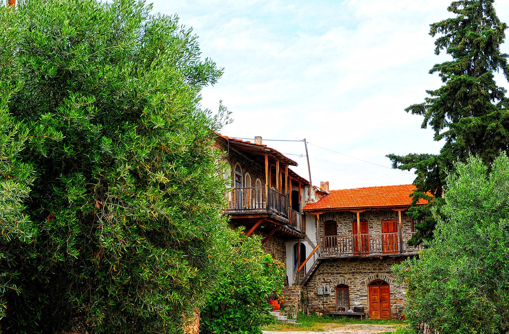 Το μοναστήρι του Αγίου Γρηγορίου